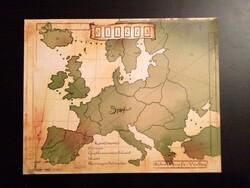 Huit Minutes pour un Empire : Carte Europe