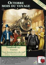 """Tournoi du jeu """"Les aventuriers du rail"""""""