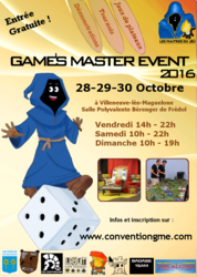 Game's Master Event