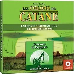 Les Colons de Catane : Science & Progrès