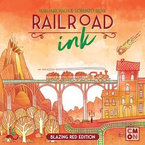 Railroad Ink - Blazing Red Edition