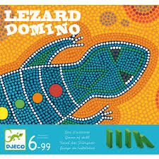 Lézard Domino