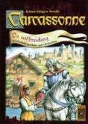 Carcassonne : De Uitbreiding