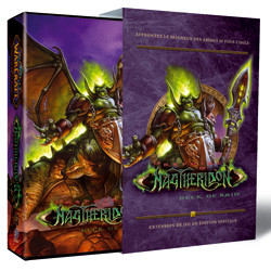 World of Warcraft JCC : Le Repaire de Magtheridon