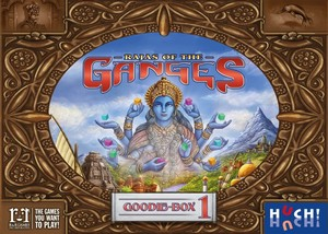 Rajas of the Ganges – Goodie Box