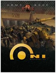 Army book AT-43 : ONI