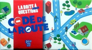 "La Boite à Questions junior ""code de la route"""