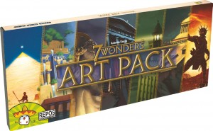 7 Wonders : Art Pack