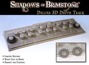 Shadows of Brimstone - Depth Track 3D resin