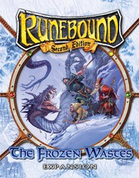 Runebound : The Frozen Wastes