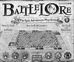 BattleLore : The Epic Adventure Map Series 1
