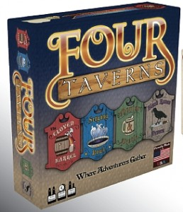 Four Taverns