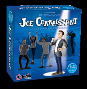 Joe Connaissant