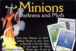 Minions : Darkness & Myth