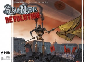 Steam Noir : Revolution