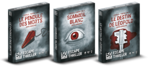 50 CLUES - SAISON 1 : La triologie Léopold