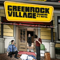 Greenrock Village - Meurtre à l'hôtel