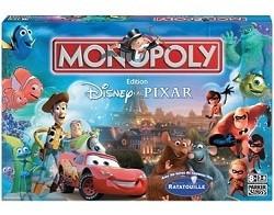 Monopoly - Édition Disney Pixar