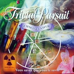 Trivial Pursuit - Sciences et Nature