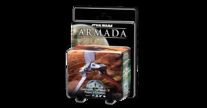 Star Wars: Armada : Escadrons de Chasseurs Impériaux II