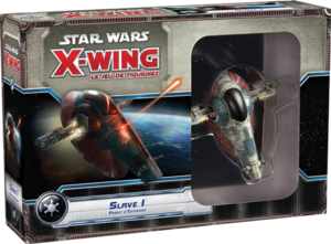 X-Wing : Jeu de Figurines - Slave I