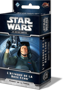Star Wars - le jeu de cartes : L'Attaque de la Base Echo