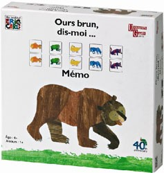 Ours brun, dis moi - Mémo