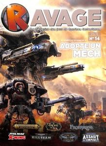 Ravage N°14