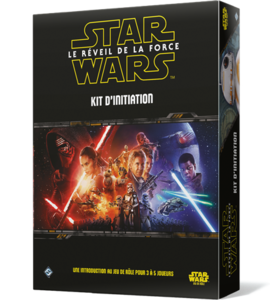 Star Wars : Le Réveil de la Force, Kit d'initiation