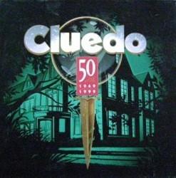 Cluedo - 50 ans