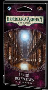 Horreur à Arkham : Le Jeu de Cartes - La Cité des Archives
