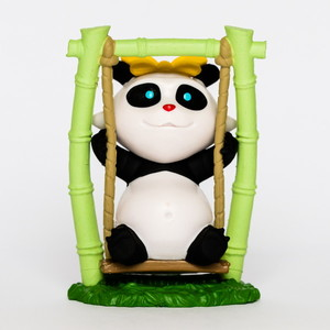 "Takenoko - Extension ""Chibis"" (Collector's Edition) - Bébé Panda ""Tao Tao"""
