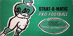 Strat-O- Matic Pro Football
