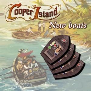 "Cooper Island - Extension ""Nouveaux Bateaux / New Boats / Neue Boote"""