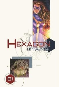 Hexagon universe