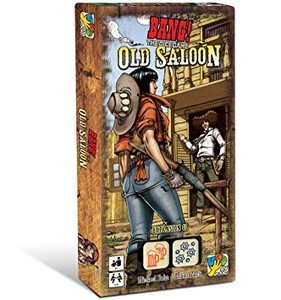 Bang the dice game - old saloon