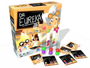 Dr Eureka: la bonne formule!