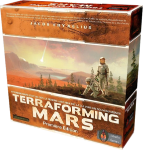 Terraforming Mars