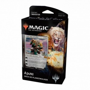 Magic the Gathering : Edition 2019 - Planeswalker Deck Ajani