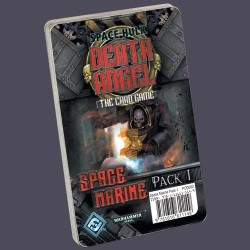 Death Angel : Space Marine Pack 1