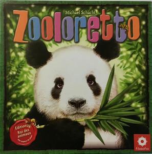 Zooloretto - Edition roi des animaux