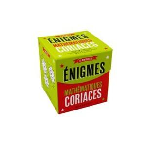 La mini boîte à Énigmes mathématiques coriaces
