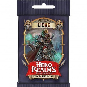Hero Realms - Deck de Boss : Liche