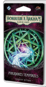 Horreur à Arkham : Le Jeu de Cartes - Paradoxes Temporels