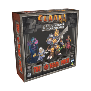 "Clank! The ""C"" Team Pack"
