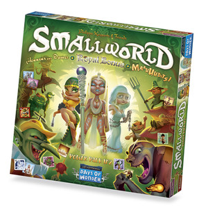 "Small World - Extension ""Power Pack n° 2"""