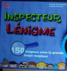 Inspecteur l Enigme