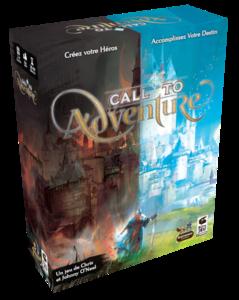 Call to Adventure (Édition française)