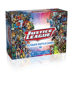 Justice League Ultimate Card Battle