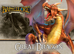 Battlelore (Seconde Édition): Grand Dragon